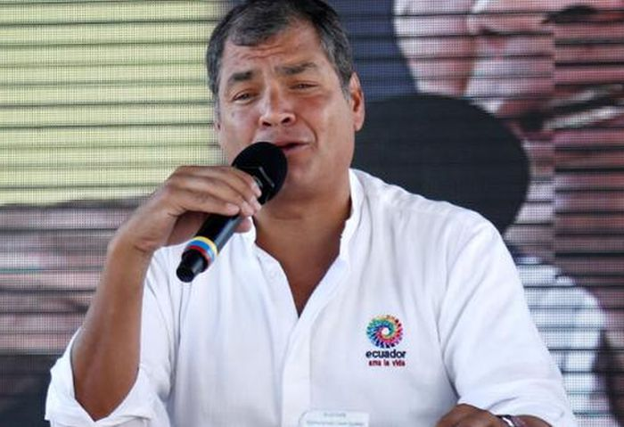 escambray today, rafael correa, ecuador, fidel castro