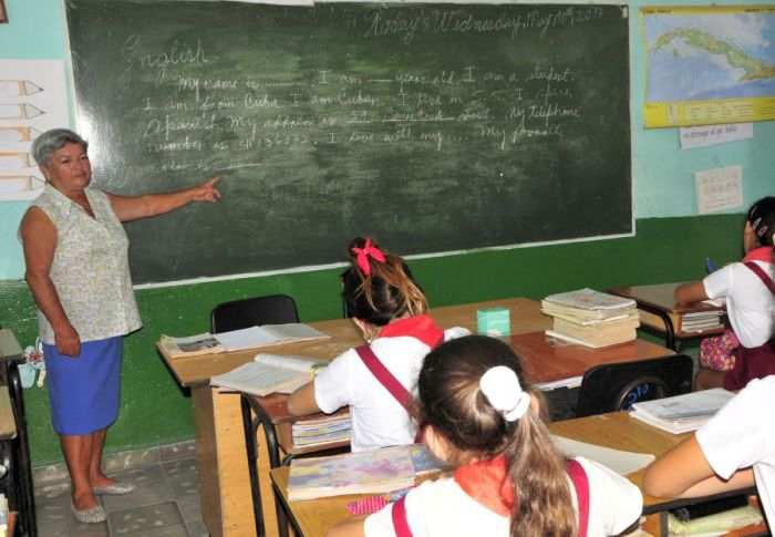 escambray today, english with barriers, english without barriers, teaching of english, english subject, english teachers