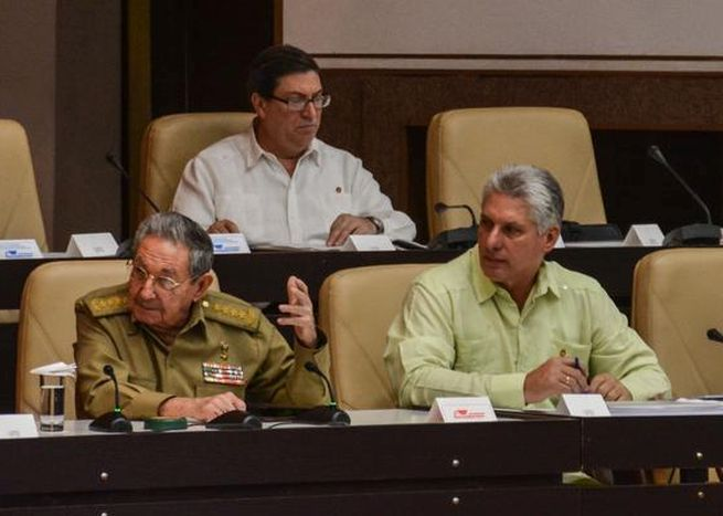 escambray today, raul castro, cuba parliament, national assembly of the people's power