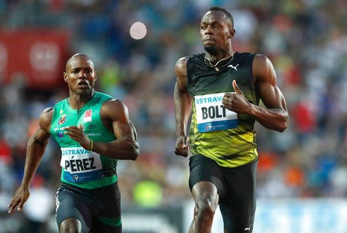 escambray today, usain bolt, yunier perez, ostrava golden spike
