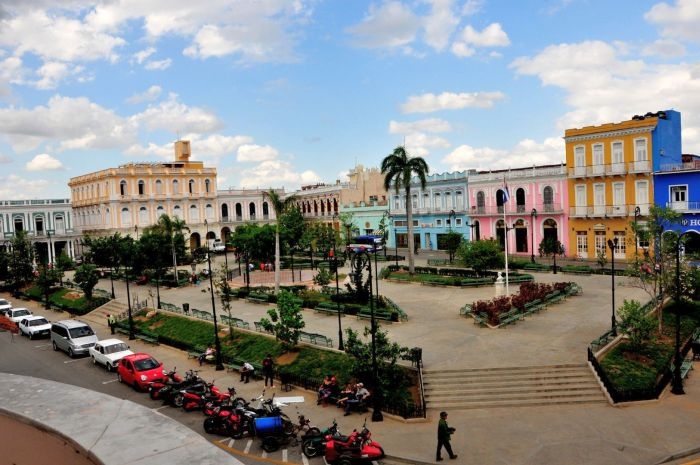 escambray today, foundation anniversary of sancti spiritus, the village of the holy spirit