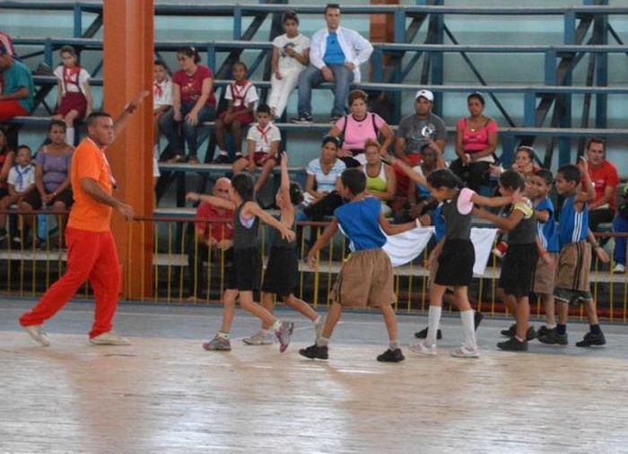 escambray today, physical education, sports teachers