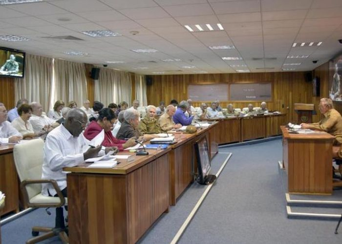 escambray today, cuba council of ministers, cuban economy plans, cuba president raul castro