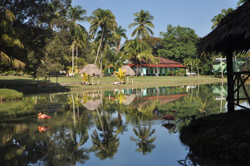 escambray today, villa san jose del lago, mayajigua, summer season, islazul