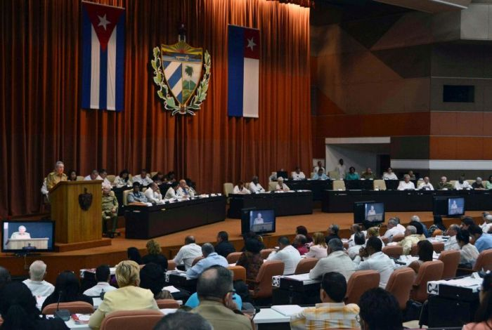 escambray today, cuba president raul castro, cuba parliament, national assembly of the people's power