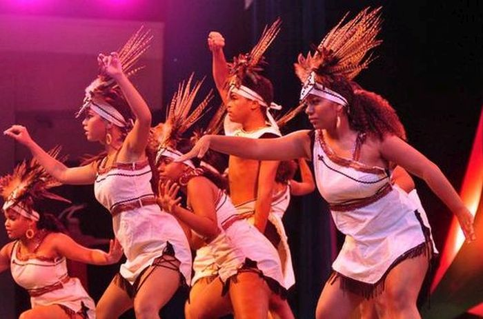 escambray today, caribbean festival, island of bonaire, fire festival, santiago de cuba