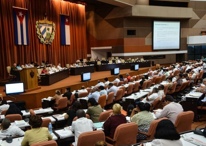 escambray today, cuba parliemantarians, national assembly of the people's power