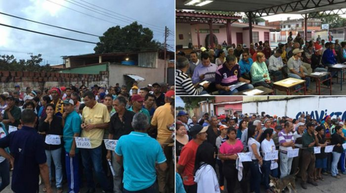 escambray today, venezuela, constituent asembly