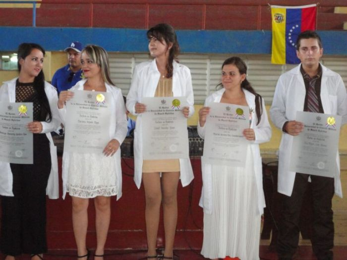 escambray today, health graduates, medicine, stomatology, university of medical sciences of sancti spiritus