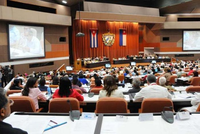 escambray today, cuba parliament, cuba parliamentarians, national assembly of the people's power