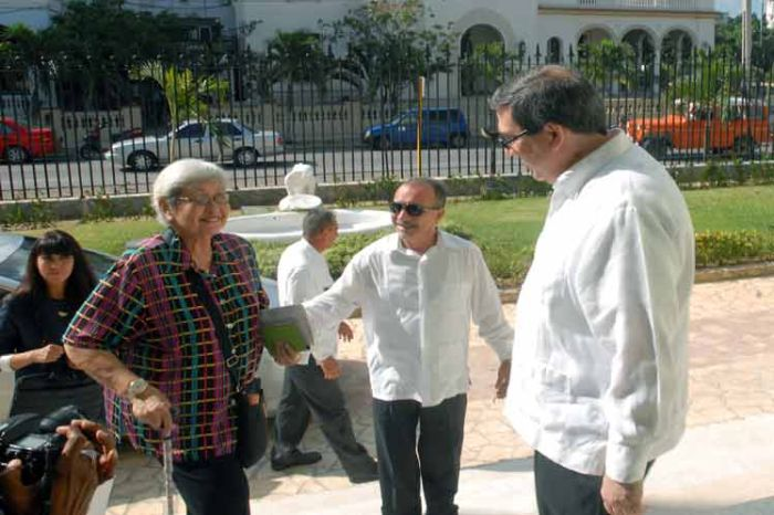 escambray today, bruno rodriguez parrilla, united nations, virginia dandan