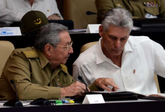 escambray today, cuba parliament, cubanparliamentarians, natinal assembly of the people's power, raul castro, miguel díaz-canel
