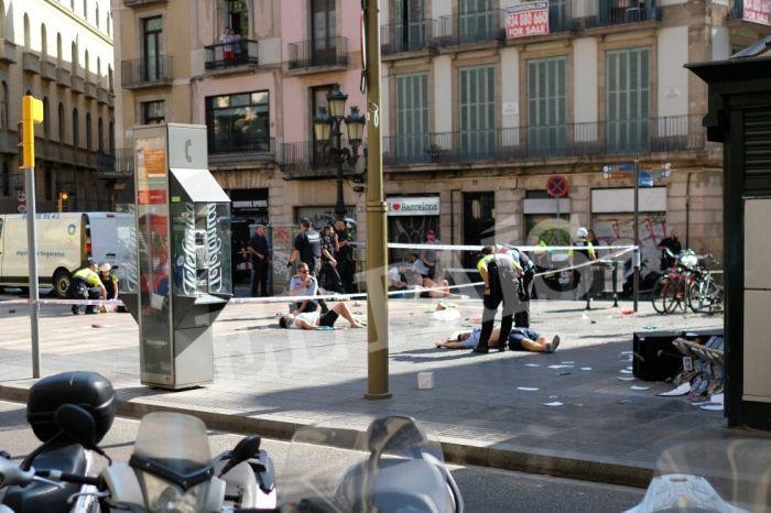 escambray today, barcelona terrorist attack, spain, cambrils, isis