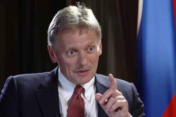 Russia USA Dmitri Peskov