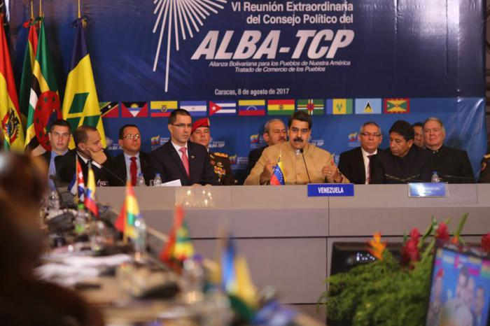ALBA-TCP Maduro Venezuela USA Escambray Newspaper