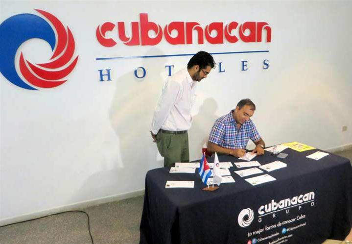 CUBANACAN GROUP CUBAN TOURISM ESCAMBRAY NEWSPAPER