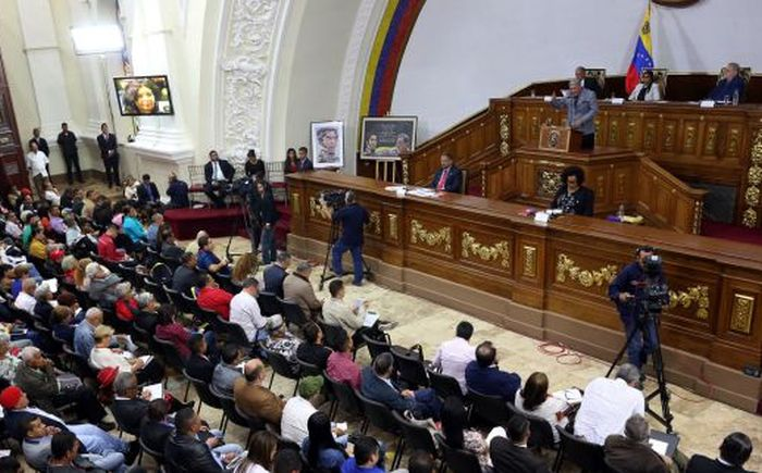 escambray today, venezuela, constituent assembly