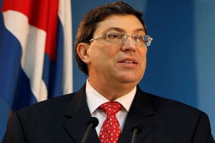 escambray today, cuba foreign minister bruno rpdriguez parrilla, united nations general assembly, us blockade againt cuba, us embargo on cuba