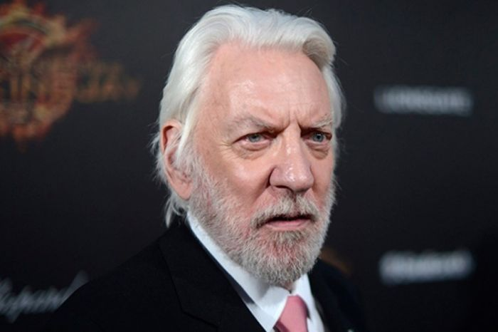 escambray today, donald sutherland, honorary oscar, academy award