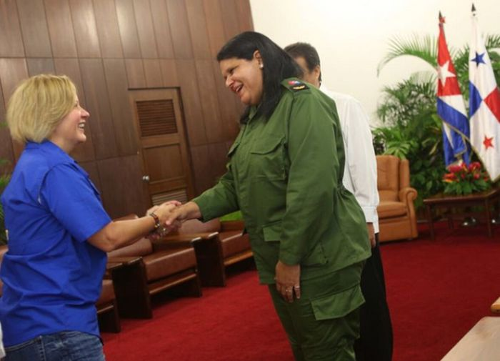 escambray today, hurricane irma, panama first lady, humanitarian help