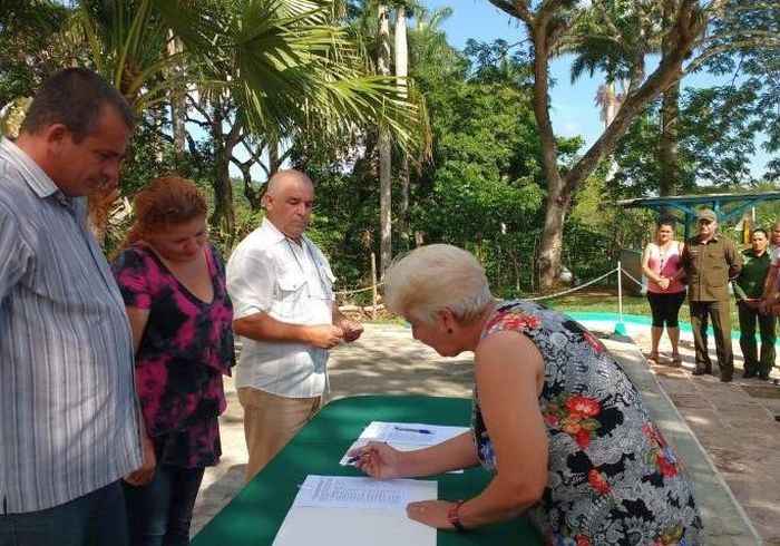 escambray today, elections in cuba, elections 2017, candidates nomination