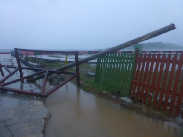 escambray today, hurricane irma, baracoa, guantanamo