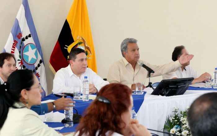 escambray today, ecuadorian president lenin moreno, united nations general assembly