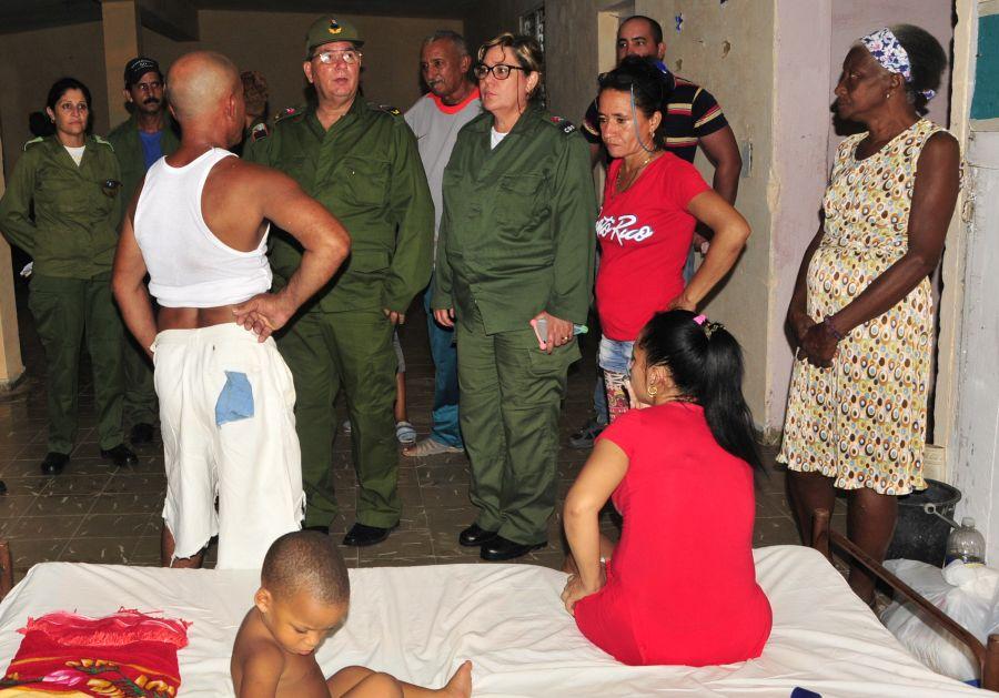 escambray today, hurricane irma, yaguajay