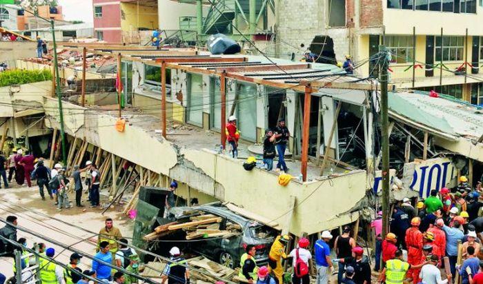 escambray today, mexico, earthquake