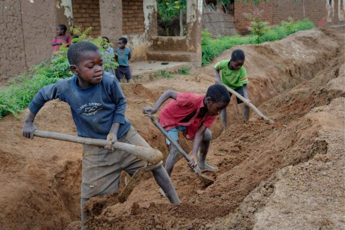escambray today, child labour, international labor organization