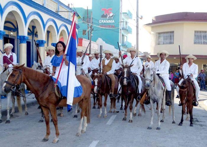 escambray today, cuba culture day, bayamo, fiesta de la cubanía