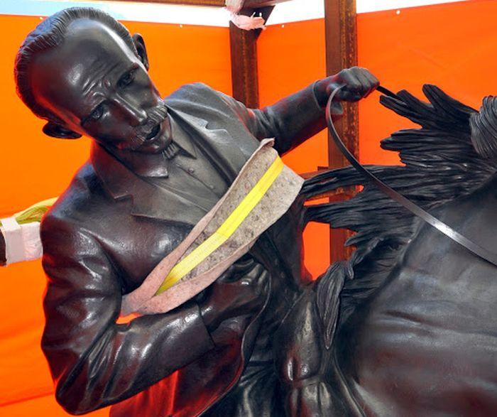 escambray today, jose martí, cuban national hero, jose marti statue, new york, anna hyatt huntington