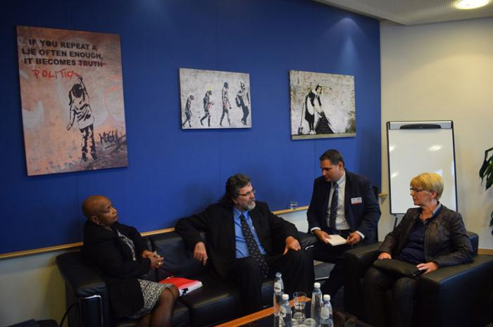 escambray today, cuban culture minister abel prieto, european parliament, brussels