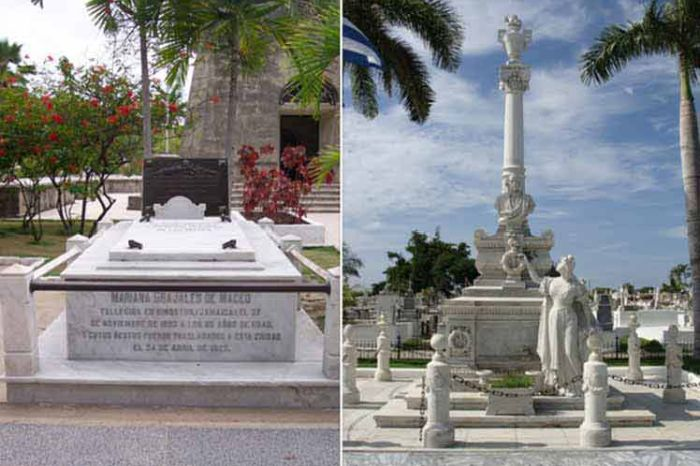 escambray today, carlos manuel de cespedes, mariana grajales, jose marti, fidel castro, santa ifigenia cemetery