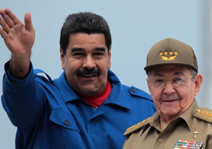 escambray today, venezuela, raul castro, nicolas maduro, fidel castro, hugo chavez
