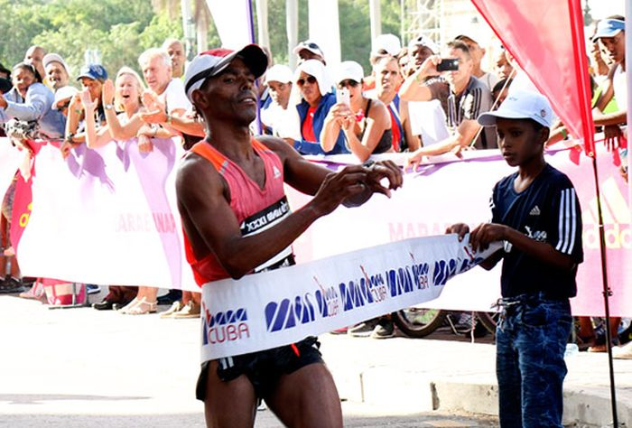 escambray today, sancti spiritus, havana marathon race, havana marathon competition