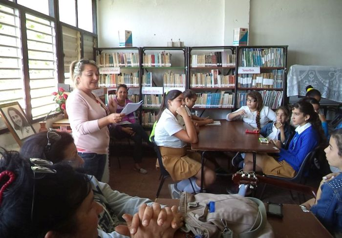 escambray today, sancti spiritus, fomento, cuba, martires de la familia romero, secondary school, unesco associated schools network