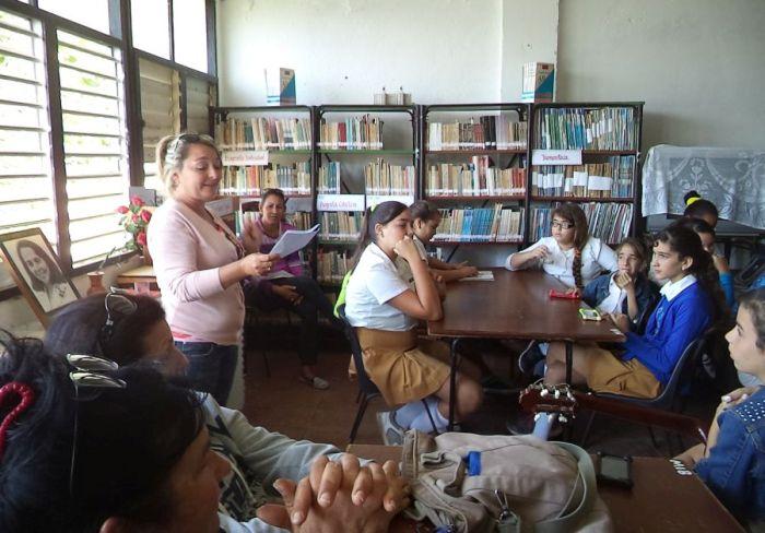 escambray today, sancti spiritus, fomento, cuba, martires de la familia romero, secondary school, unesco associated schools network