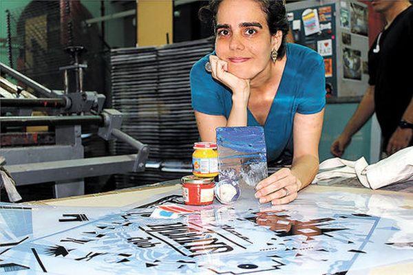 escanmbray today, sancti spiritus, cuba, cuban graphic designer giselle monzón, bicebé, bolivia cartel event