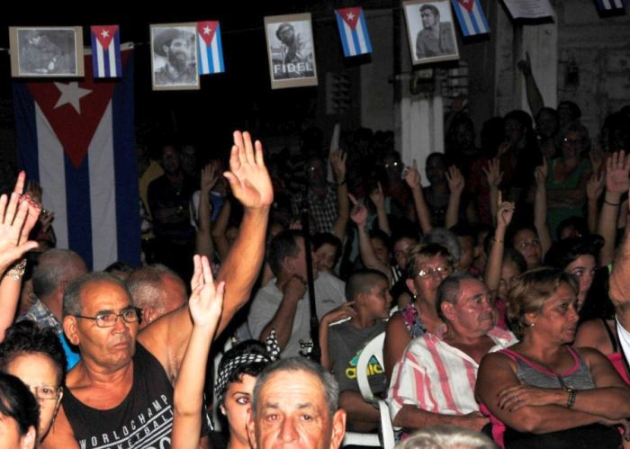 escambray today, sancti spiritus, cuba, municipal assembly of the people's power