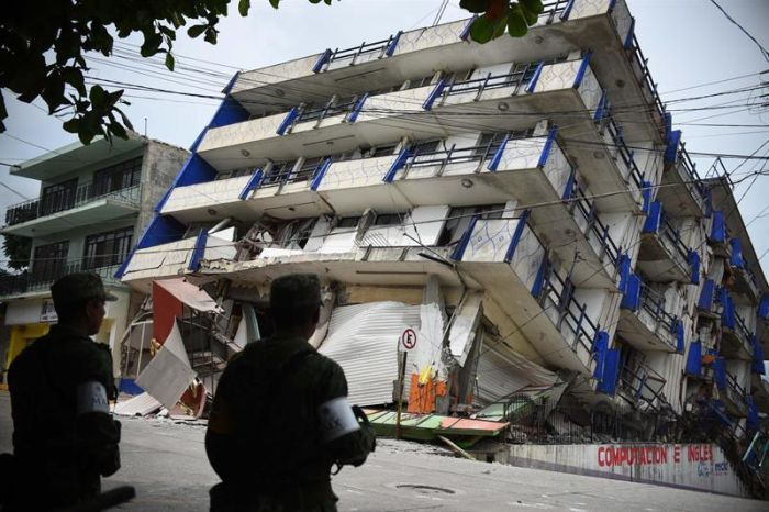 escambray today, mexico city, september 19 earthquake, mexico earthquake
