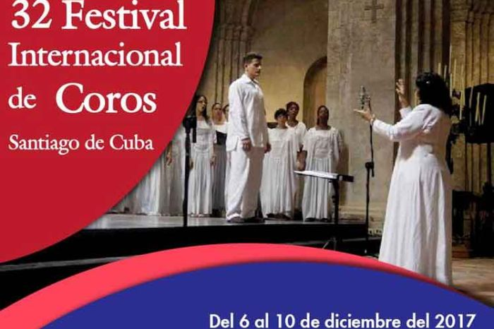 escambray today, santiago de cuba, international choir festival, electo silva