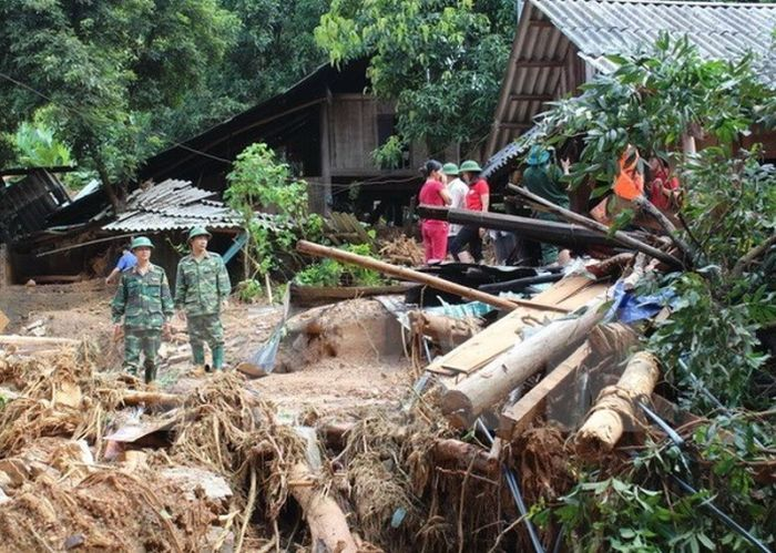 escambray today, sancti spiritus, cuba, viet nam, heavy rains, landslides, raul castro