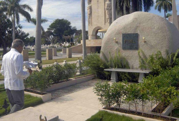 escambray today, puerto rican independence leader oscar lopez rivera, santiago de cuba, fidel castro, jose marti, mariana grajales, santa ifigenia cemetery