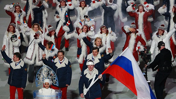 Russian Olympic Committee (ROC), 2018 PyeongChang Winter Games