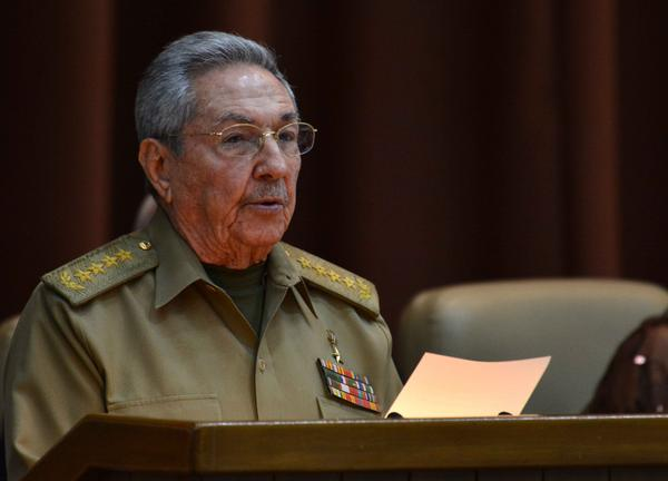 escambray today, cuba parliament, cuba parliamentarians, raul castro