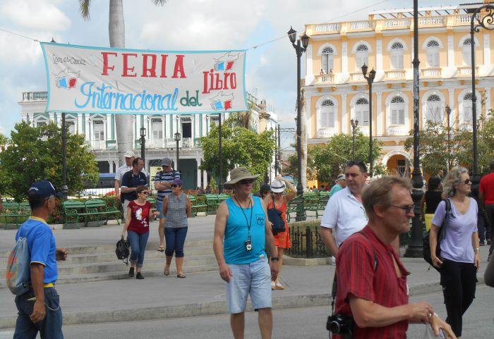 escambray today, cuban international book fair