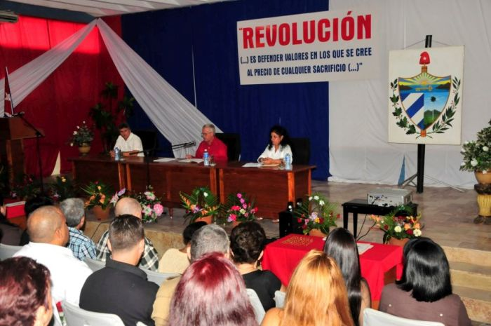 escambray today, sancti spiritus, cuba, elections in cuba, general elections, municipal assembly of the people's power