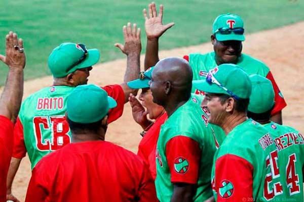 Las Tunas, 57 SNB, Cuba, baseball