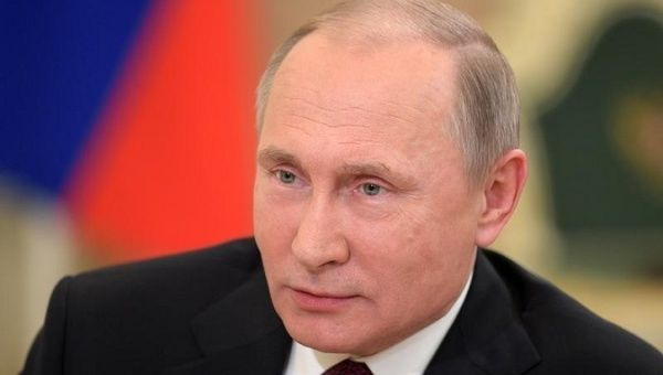 Putin, ahead of election, says opposition would destabilise Russian Federation